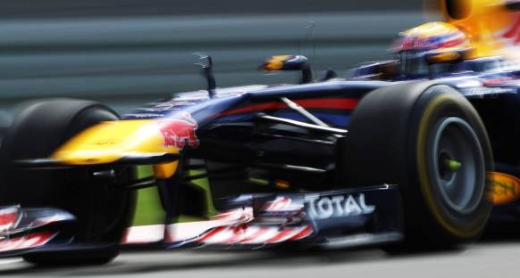 Webber: Alonso'yu geçerken şans yanımdaydı
