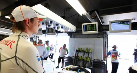 Hulkenberg: Tek seçeneğim Force India