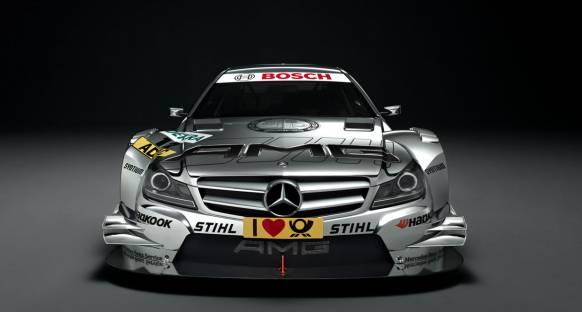 Mercedes de 2012 aracını tanıttı