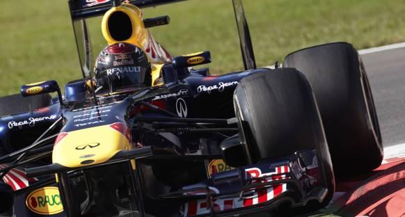 İtalya Grand Prix 2011 Cumartesi antrenmanları - Vettel hız kesmiyor