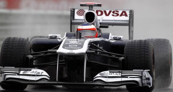 Barrichello: Williams benimle devam etmeli