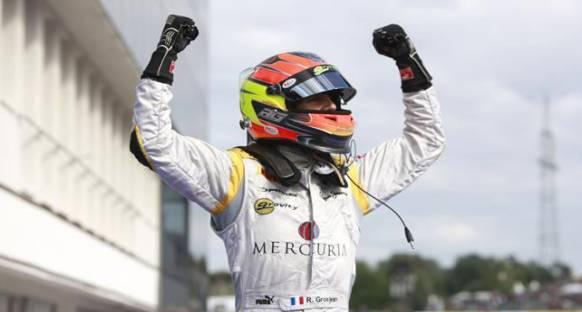Grosjean GP2 2011 sezonu şampiyonu oldu