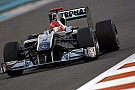 Schumacher kazaya rağmen iyimser
