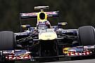 Belçika Grand Prix Cumartesi antrenmanları - Webber geçilmedi