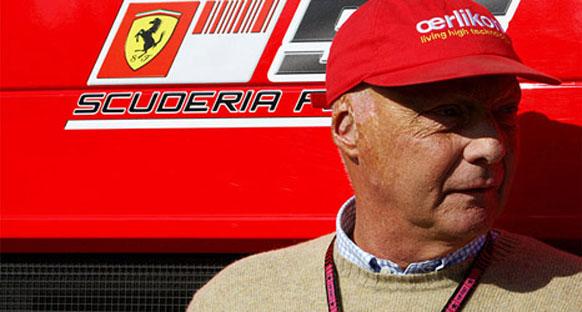 Lauda: Michael bir gün yapamayacağını anlayacak