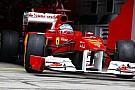 Alonso: Ferrari'de yeteneklerimi geliştiriyorum