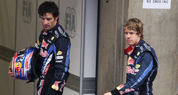 RBR: Vettel-Webber farkı göründüğü gibi değil
