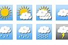 Valencia'da hafta sonu hava durumu tahmini