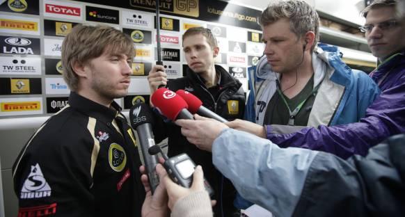 Heidfeld: Renault yeniden yükselişte