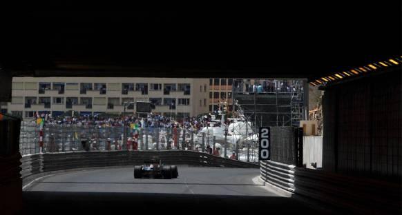 FIA, Monako tünelde DRS'yi yasaklayabilir