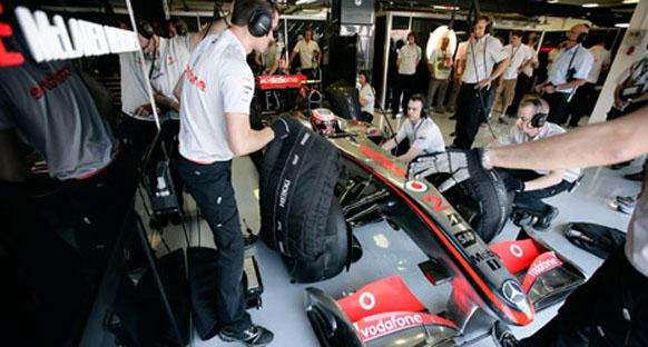 McLaren: Difüzer yasağı performansımızı etkiler