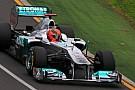 Schumacher: Daha fazlasını bekliyordum