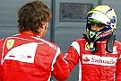 Massa Ferrari'nin pozisyonu hakkında temkinli
