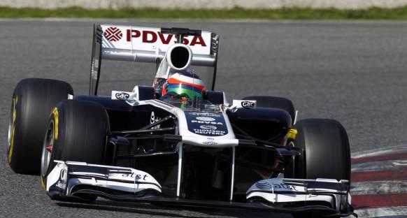 Barrichello ilk 10'u hedefliyor
