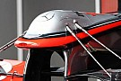 McLaren'in ilginç burnu