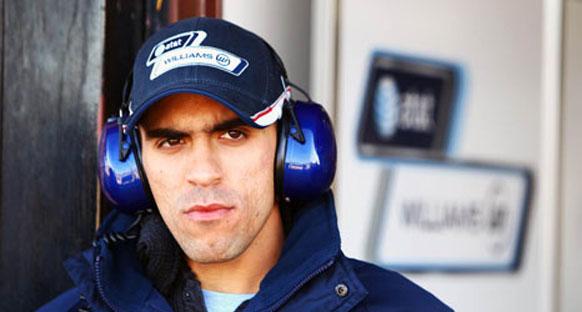 Maldonado, Williams'ı etkilemeyi başardı