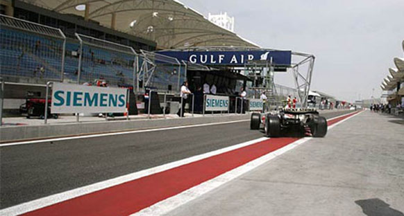 Bahreyn GP patronundan güvenlik sözü
