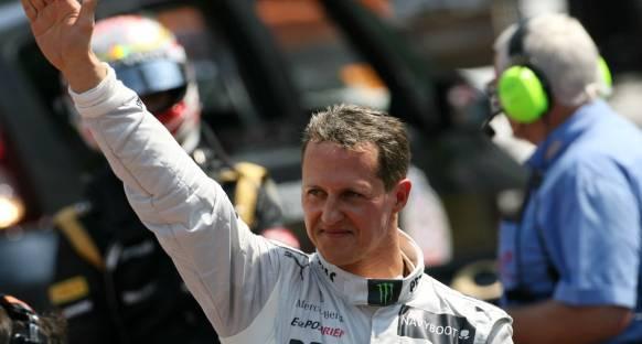 Schumacher: En hızlı tur boş depoyla gelmedi