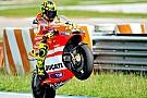 Rossi, omzunun gelişiminden memnun