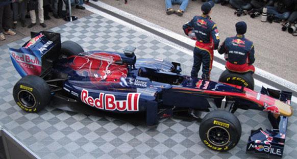 STR 2011 aracını tanıttı