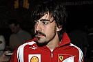 Alonso: 'Ferrari mücadeleye hazır'