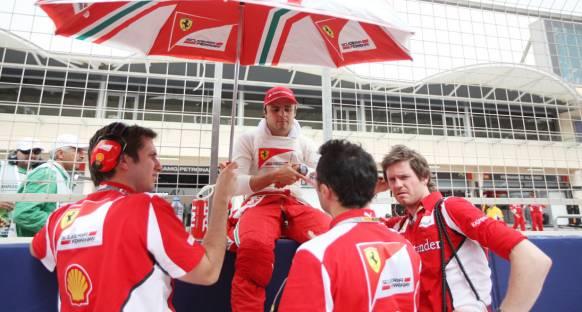 Massa Pirelli ile Ferrari'deki kariyerini kurtarmayı umuyor