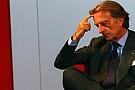 Montezemolo: Sadece Alonso ve Massa ile problemim yok