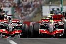 McLaren aracının renklerinde değişiklik olmayacak