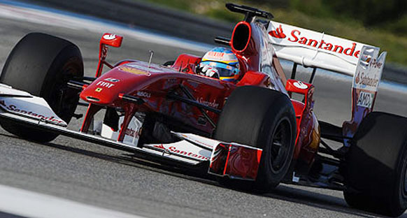 Ferrari 3. araç ısrarını sürdürüyor