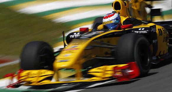 Lotus Renault: Petrov ilk tercihimiz