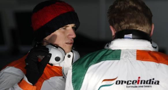 'Hulkenberg, Massa'nın yerini alabilir' söylentisi