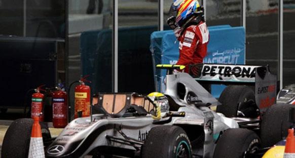 Alonso: 'Gelecek yıl kesinlikle daha güçlü olacağız'