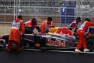Red Bull Vettel'in motor sorunu yaşamayacağını umut ediyor
