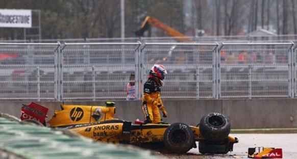 Petrov kazadan dolayı üzgün