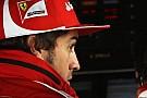 Alonso, Rossi'nin Ferrari'de takım arkadaşı olacağından şüpheli
