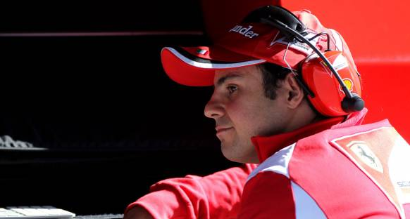Ferrari'den Massa'ya tam destek