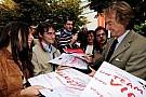 Ferrari fabrikası kapılarını Aile Günü için açtı