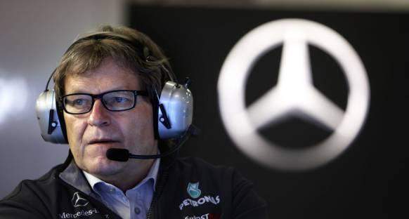 Haug: 'Zorluklar Mercedes'i huysuzlandırıyor'