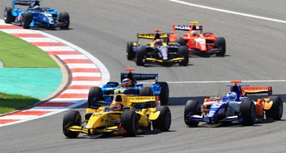 GP2'ye iki yeni takım