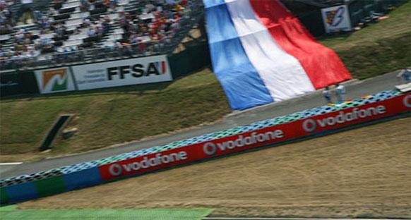 Magny Cours F1'e dönmeye çok yakın