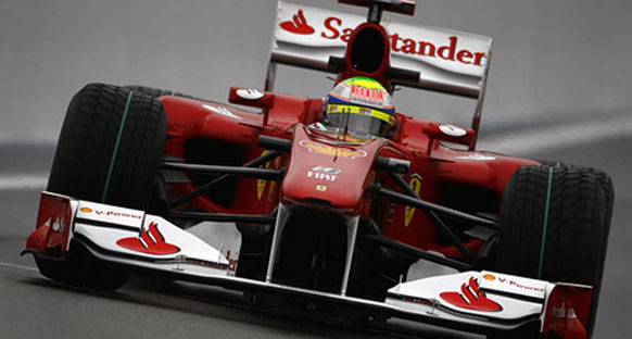 Massa 2 metre önde start almasına rağmen ceza yok