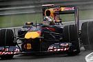 'Vettel'in macerası Spa'da sona erdi'