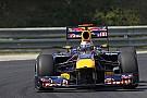 Red Bull, Vettel'e moral veriyor