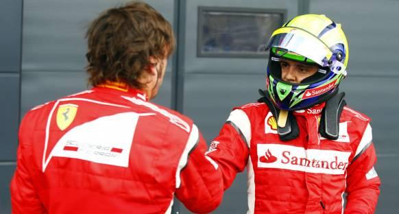 Massa: 'İkinci pilot değilim'
