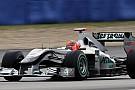 Schumacher: 'Yapabileceğimizin en iyisiydi'