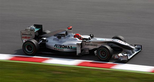 Schumacher: 'Hockenheim benim için çok anlamlı'
