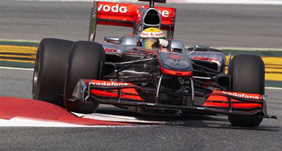 McLaren beslemeli difüzeri kullanmayacak