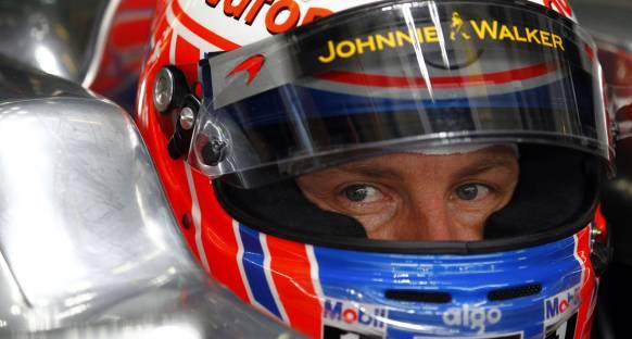 Button Montreal'de de zafer bekliyor