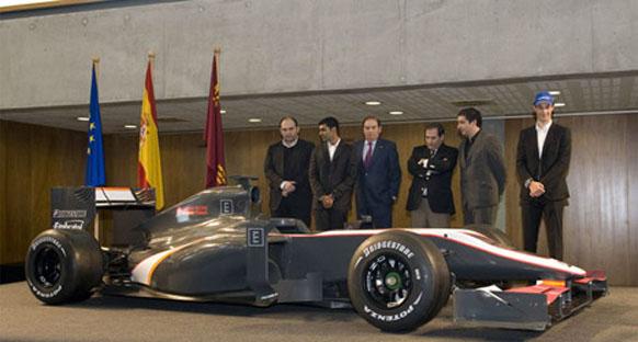 HRT-Dallara ortaklığı sona erdi