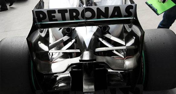 Mercedes otomatik F-kanal kullanacak